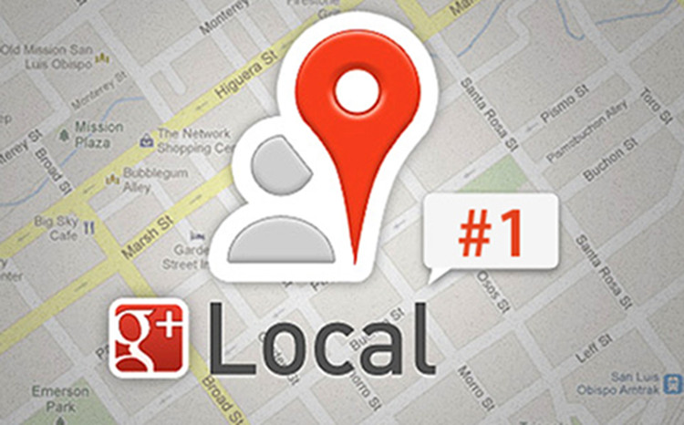 Google Plus Local
