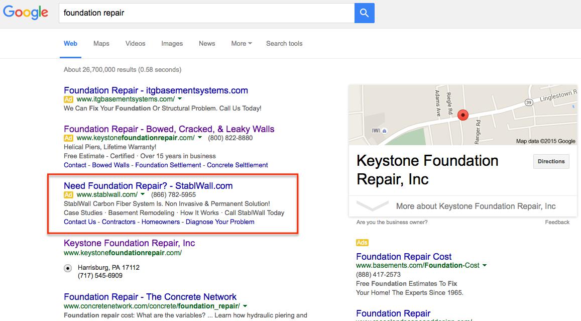google-ads-3rd-position